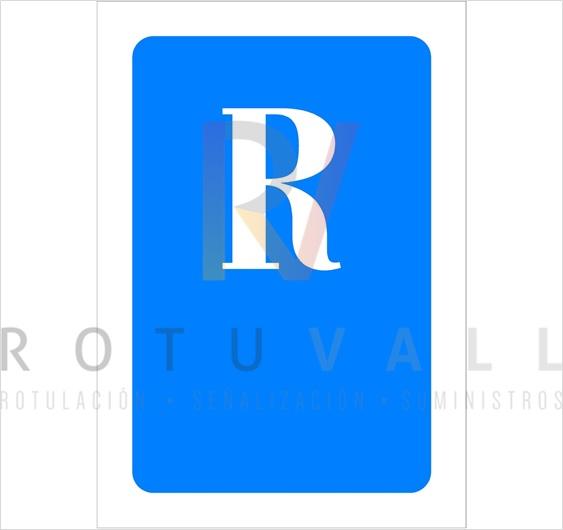 Placa Restaurante Rotuvall