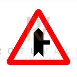 Señal Intersección Prioridad Derecha Rotuvall