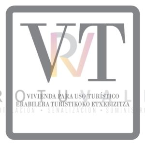 Placa Vivienda Uso turístico País Vasco
