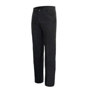 102403001 Pantalón Negro Hostelería ROTUVALL