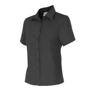 102538 Camisa Negra Hostelería ROTUVALL