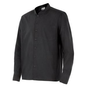 102LISTAN Camisa Negra Hostelería ROTUVALL