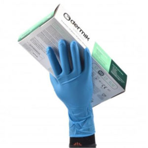 1186080HR 2 Guantes alimentarios Rotuvall