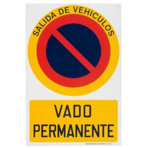 114-Vado-Permanente-Salida-de-vehículos-Rotuvall