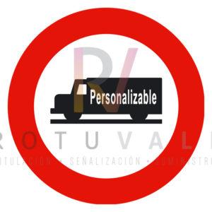 R-107-Señal-Entrada-prohibida-a-vehículos-destinados-al-transporte-de-mercancías-con-mayor-masa-autorizada-que-la-indicada-Rotuvall