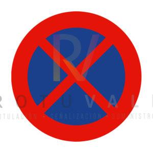 R-307-Señal-de-parada-y-estacionamiento-prohibido-Rotuvall