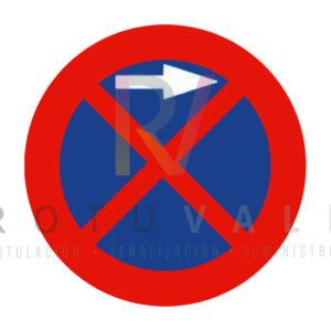 R-307a-Señal-de-parada-y-estacionamiento-prohibido-a-la-derecha-Rotuvall