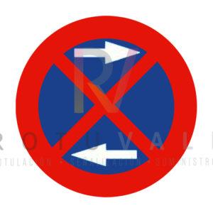 R-307c-Señal-de-parada-y-estacionamiento-prohibido-a-ambos-lados-Rotuvall