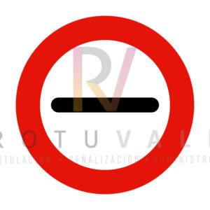 Señal-R-200-Prohibición-de-pasar-sin-detenerse-Rotuvall