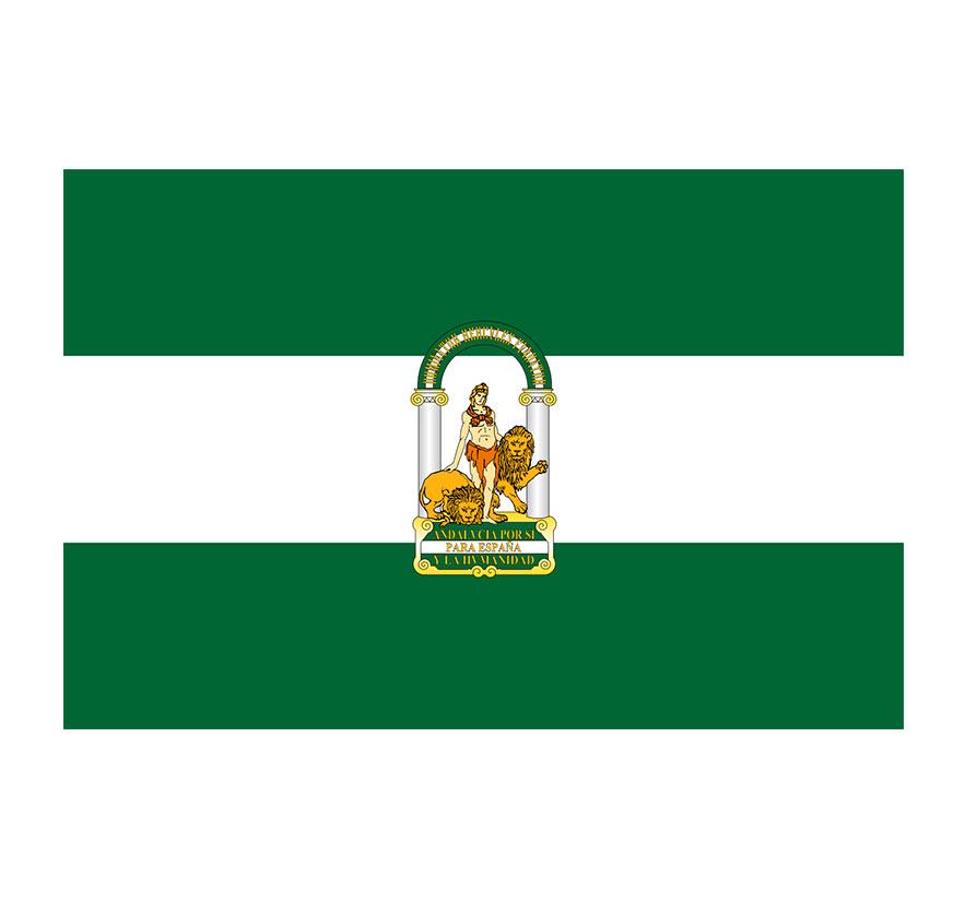 Bandera Andalucía - Rotuvall