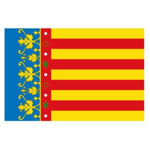 Bandera-Comunidad-Valencia-ROTUVALL