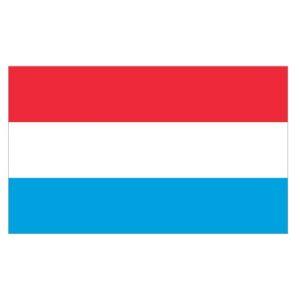 Bandera-Luxemburgo-ROTUVALL