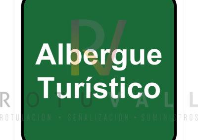 Placa-ALBERGUE-TURÍSTICO-Cantabria