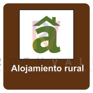 Placa-ALOJAMIENTO-RURAL-Vivienda-Cantabria-ROTUVALL