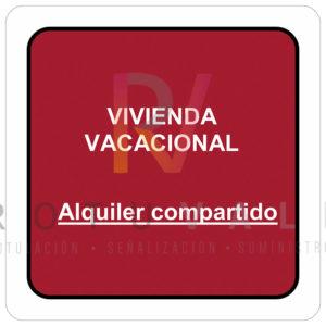 Placa-homologada-VUT-Alquiler-compartido-Cantabria-Rotuvall