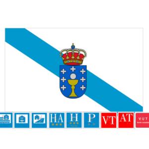 Placas de Alojamiento Turístico Galicia