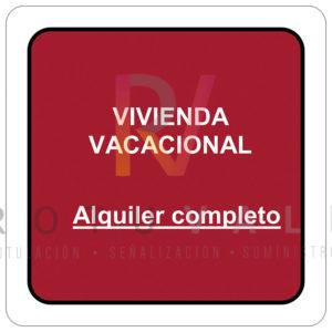 Placa-homologada-Vivienda-vacacional-Alquiler-completo-Cantabria-Rotuvall