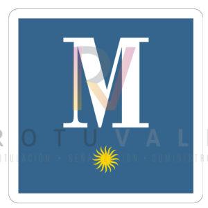 Placa-distintivo-motel-1-Castilla-Leon-ROTUVALL