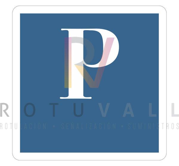 Placa-distintivo-pension-castilla-leon-ROTUVALL