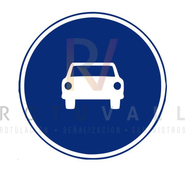 R-404-Calzada-para-automóviles-excepto-motocicletas-sin-sidecar-Rotuvall