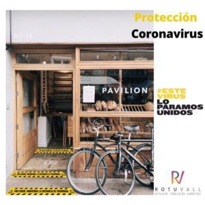 Elementos Protección Coronavirus
