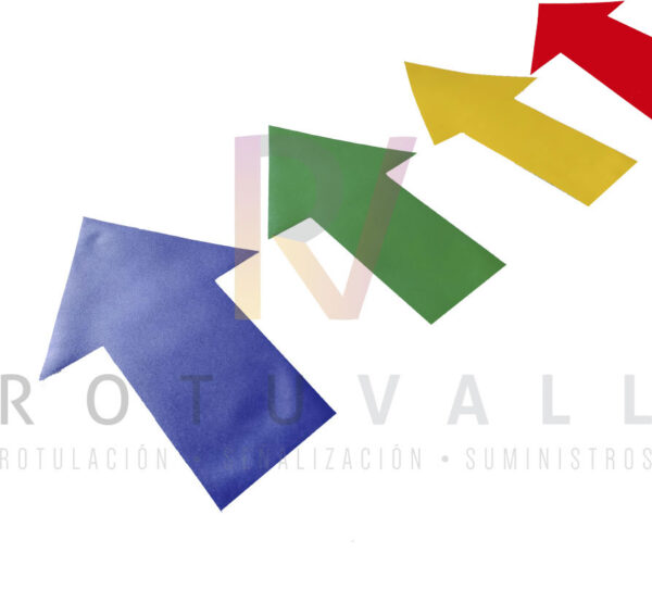 10-Flechas-colores-suelo-rotuvall