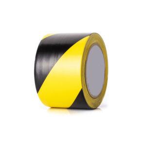 26RD80510-cinta-balizamiento-AMARILLA-NEGRA-7,5x200m-rotuvall