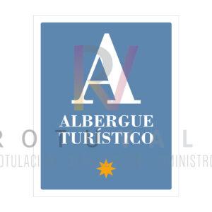 10ACYL-placa-homologada-albergue-turístico-castilla-y-leon-rotuvall