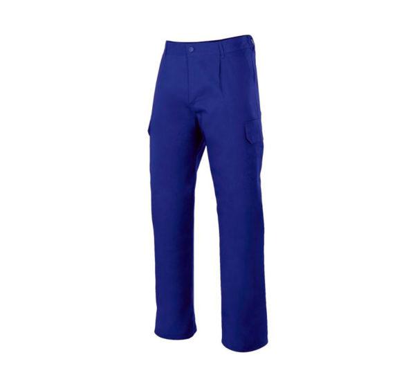 Pantalón de trabajo azulina marca Velilla