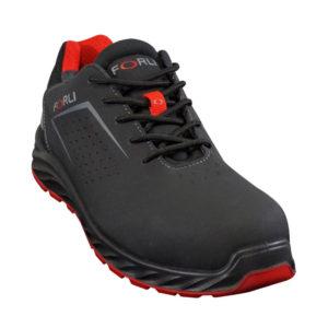Zapato deportivo de seguridad Nevada S3 gris oscuro marca Forli