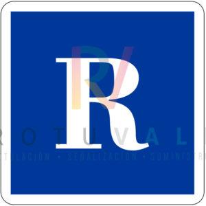 Placa homologada de Restaurante en La Rioja