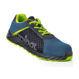 Zapato de seguridad deportivo en piel modelo Flexum Z4