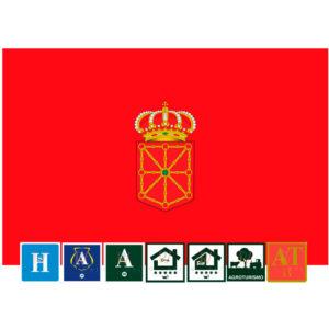 Placas de Alojamiento Turístico Navarra