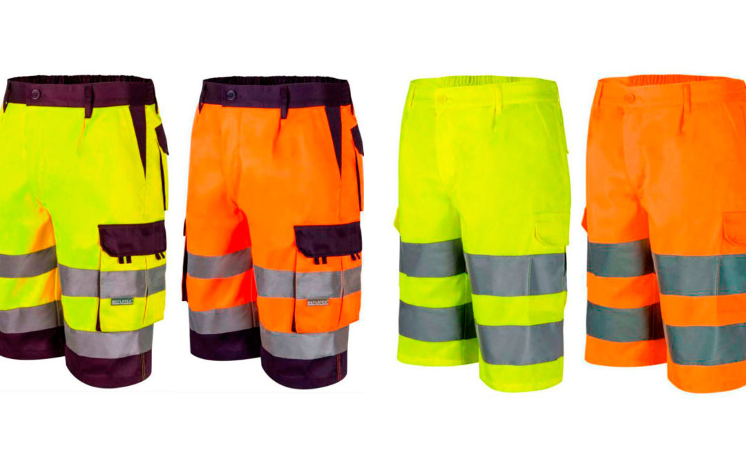 ¿Es seguro el uso de pantalón corto en el trabajo?