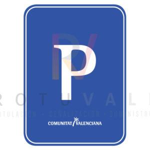 Placa distintivo para Pensión en la Comunidad Valenciana