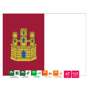 Placas de Alojamiento Turístico Castilla-La Mancha