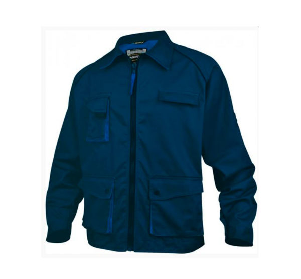 Cazadora de trabajo Panoply azul marino