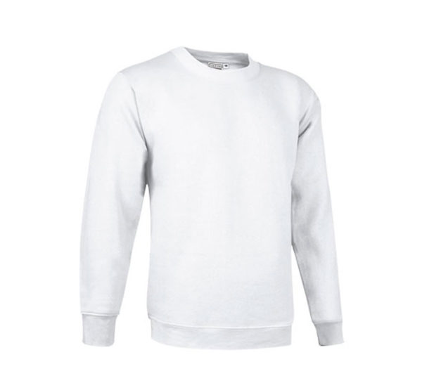 Sudadera modelo Dublín blanca marca Valento