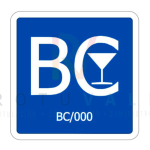 Placa bar de copas Islas Baleares